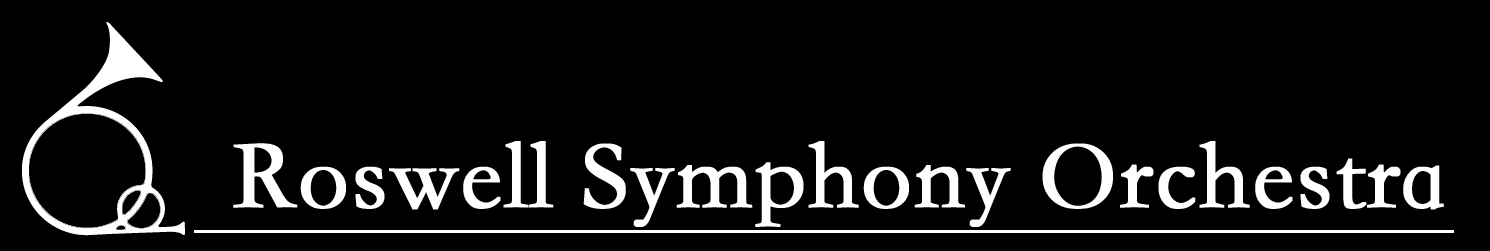 Roswell Symphony Orchestra Logo