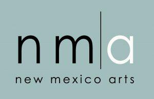 New Mexico Arts logo